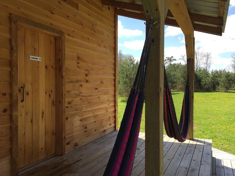 Mini-bunkhouse-sleeps 4, location de vacances à Spruce Creek