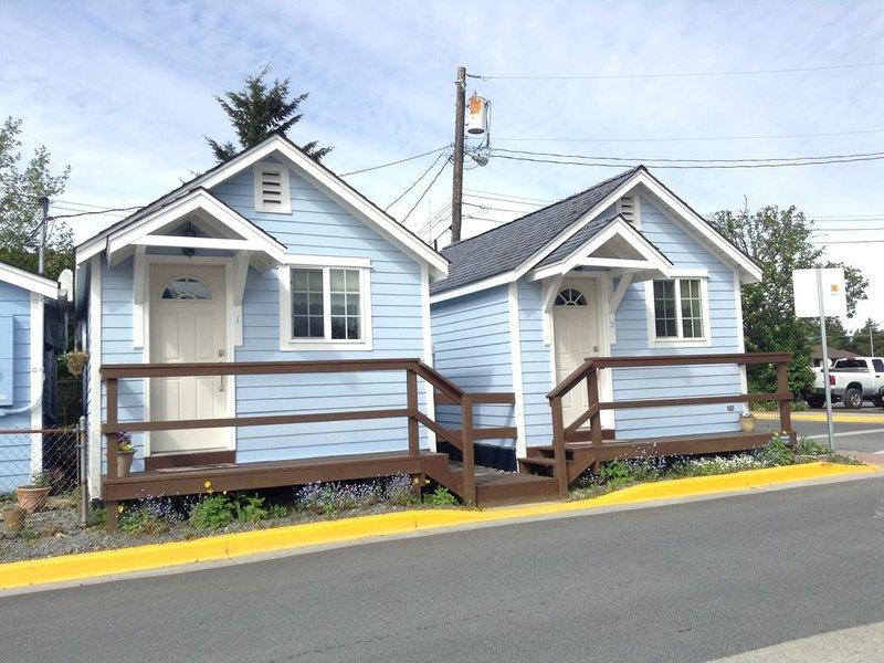 Cottages on Monastery 1 Sitka Alaska, location de vacances à Sitka