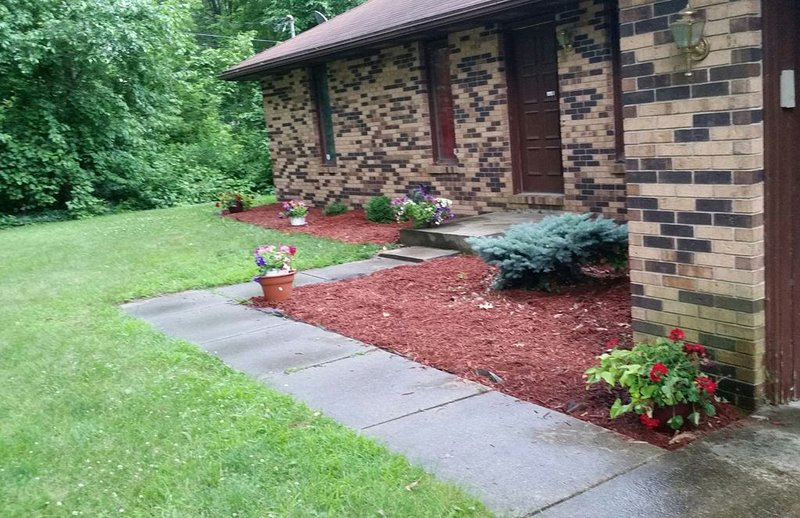 Spacious Ranch Style Home Near Notre Dame University, holiday rental in Bremen