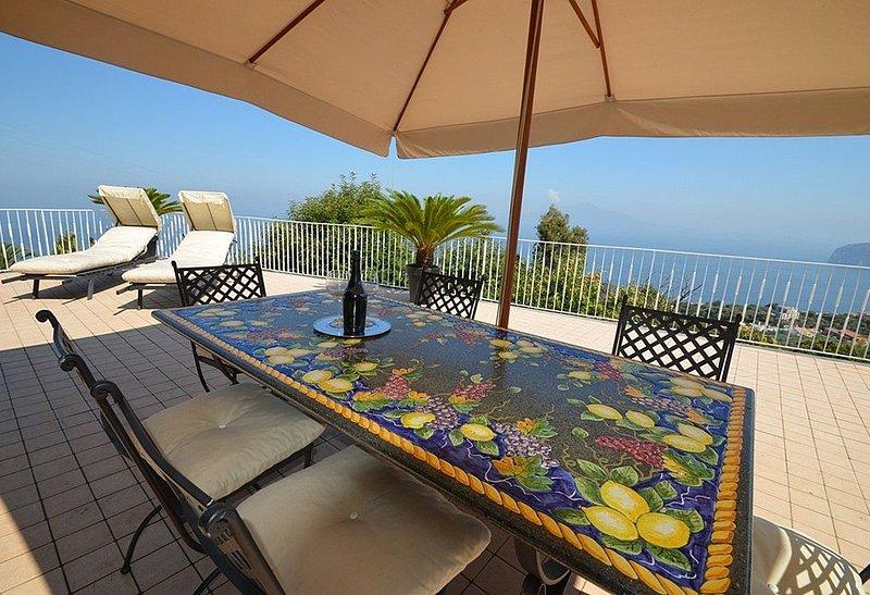 Villa Astaria A, rimborso completo con voucher*: Un gradevole ed accogliente app, alquiler vacacional en Priora