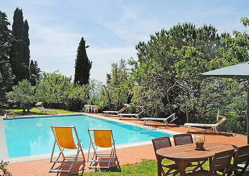 Villa del Nibbio, rimborso completo con voucher*: Un caratteristico e accoglient, casa vacanza a Loro Ciuffenna