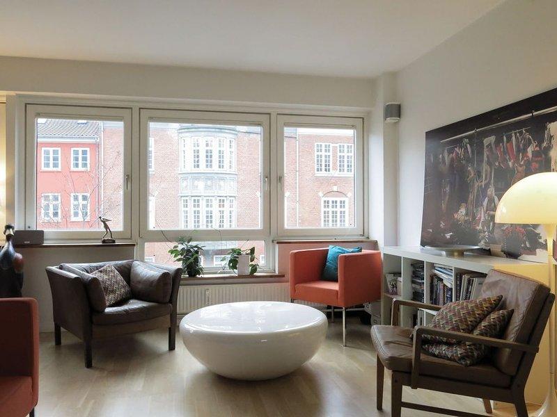 City Apartment in Kopenhagen mit 1 Schlafzimmern 3 Schlafplätzen, vakantiewoning in Kopenhagen