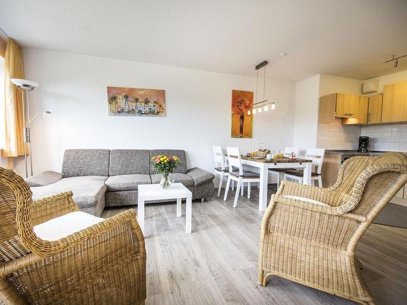 A1.2 - Moderne Ferienwohnung, strandnah in Top-Ausstattung für bis zu 4 Personen – semesterbostad i Cuxhaven