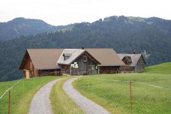 Ferienhaus Krummenau für 6 - 10 Personen mit 2 Schlafzimmern - Ferienhaus, location de vacances à Rapperswil