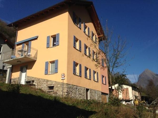Ferienwohnung Largario für 4 - 5 Personen mit 2 Schlafzimmern - Ferienwohnung, alquiler de vacaciones en Olivone