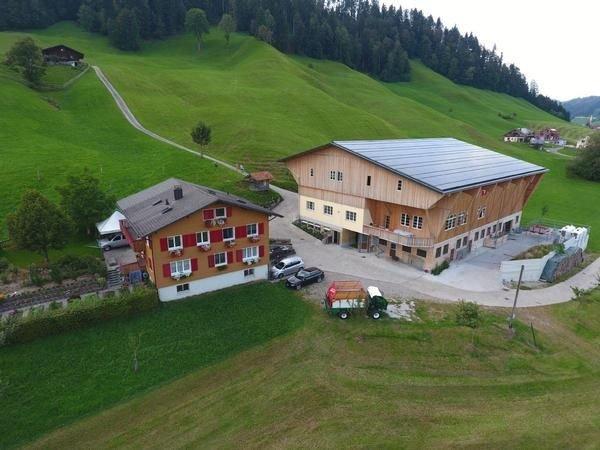 Ferienwohnung Escholzmatt für 7 Personen mit 3 Schlafzimmern - Ferienwohnung in, vakantiewoning in Schangnau