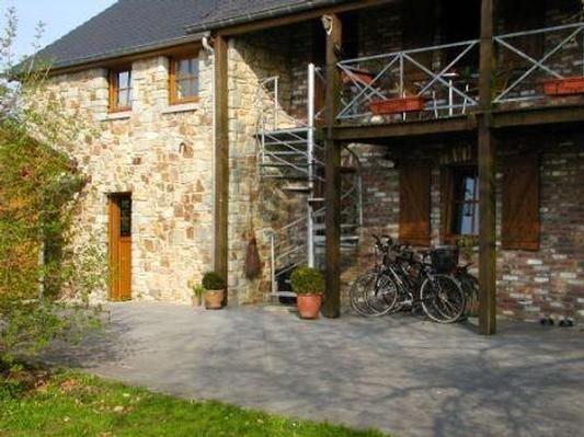 Ferienwohnung Hombourg für 2 Personen - Ferienwohnung in Bauernhaus, vacation rental in Henri-Chapelle