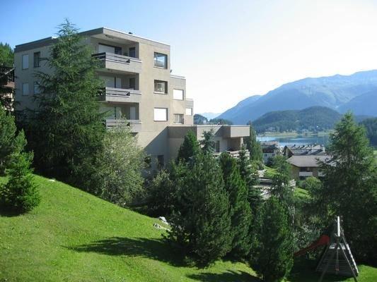 Ferienwohnung St. Moritz für 2 - 4 Personen mit 1 Schlafzimmer - Ferienwohnung, location de vacances à Engadin St. Moritz