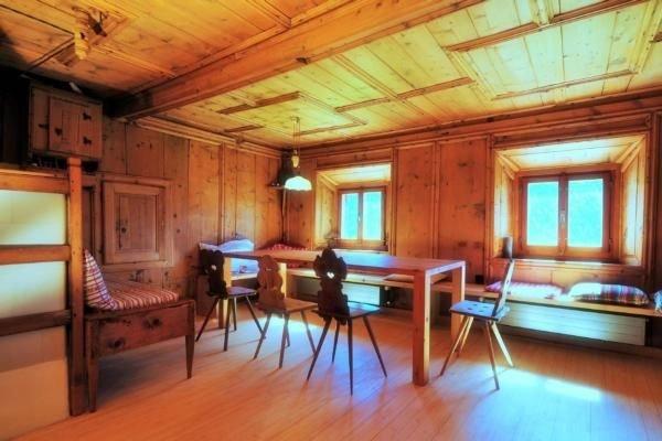 Ferienhaus Guarda für 6 - 9 Personen mit 2 Schlafzimmern - Bauernhaus, casa vacanza a Guarda