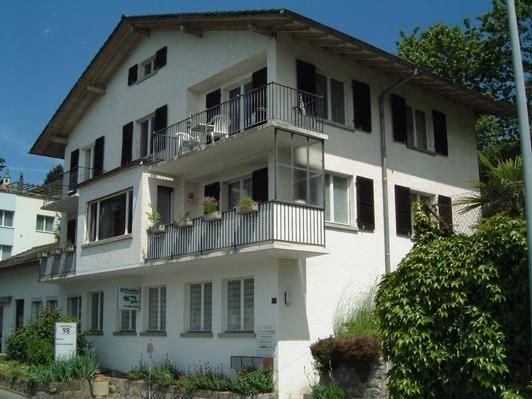 Ferienwohnung Weggis für 2 Personen mit 1 Schlafzimmer - Ferienwohnung in Ein- o, alquiler de vacaciones en Weggis