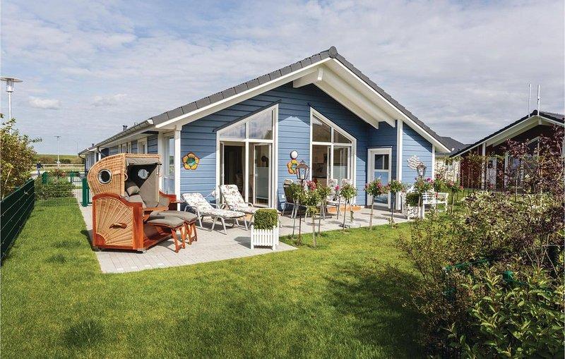2 Zimmer Unterkunft in Dagebüll, location de vacances à Dagebull