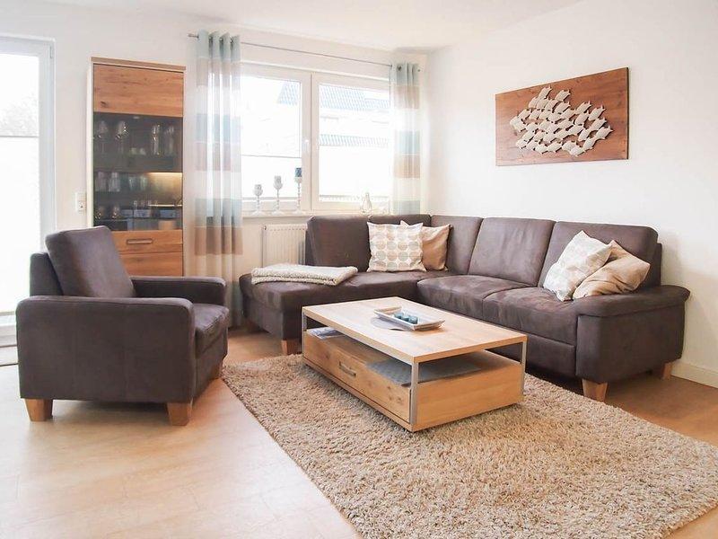 Ostseewooge -beste Lage ganz nah am Strand und Zentrum, 2 Schlafzimmer-, holiday rental in Bad Schwartau