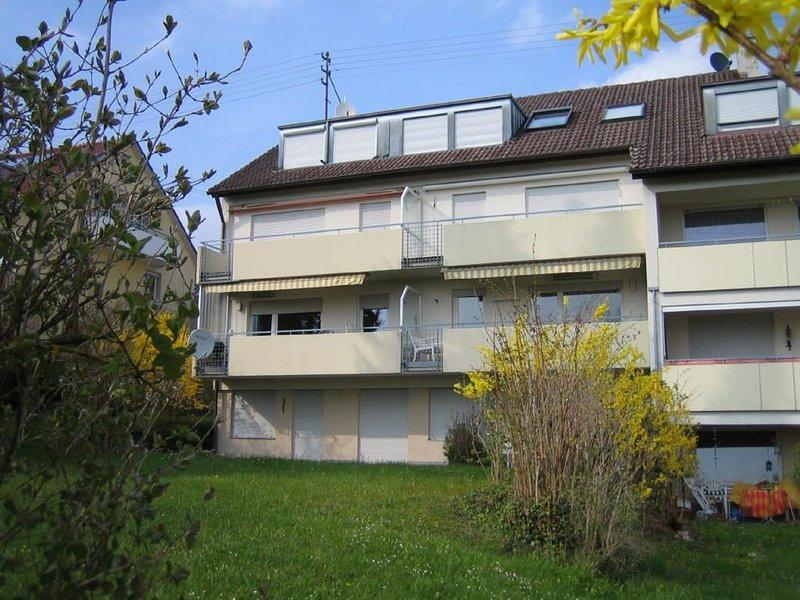 Top ausgestattete Ferienwohnung in Meersburg, Ferienwohnung in Meersburg (Bodensee)