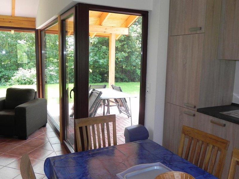 Ferienhaus Eckwarderhörne für 1 - 6 Personen mit 3 Schlafzimmern - Ferienhaus, aluguéis de temporada em Sehestedt