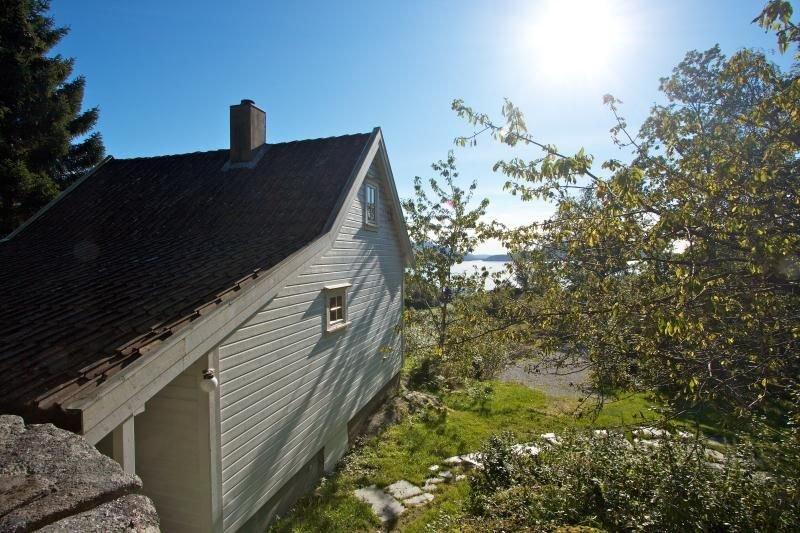 Norwegisches Ferienhaus für bis zu 5 Personen mit Panoramaaussicht, holiday rental in Rogaland