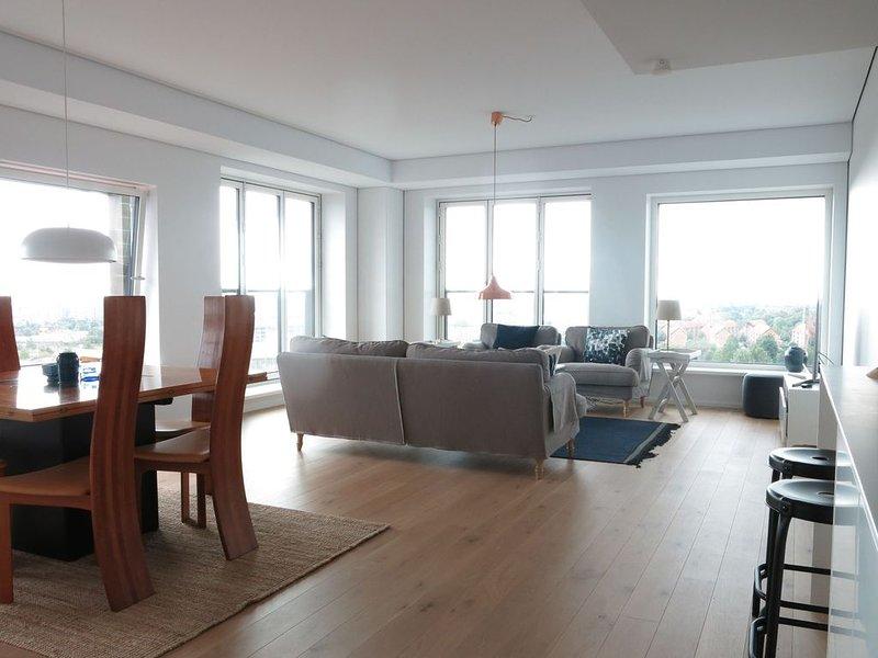 City Apartment in Kopenhagen mit 3 Schlafzimmern 6 Schlafplätzen, location de vacances à Roedovre