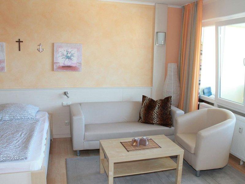 Ferienappartement E515 für 2-3 Personen an der Ostsee, holiday rental in Kalifornien