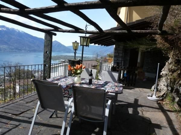 Ferienwohnung Brione sopra Minusio für 4 Personen mit 2 Schlafzimmern - Ferienwo, holiday rental in Minusio