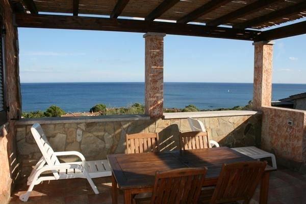 Ferienwohnung Villaputzu für 4 Personen mit 1 Schlafzimmer - Ferienhaus, vacation rental in Villaputzu