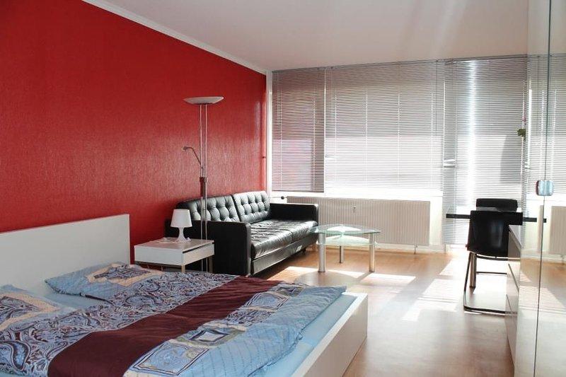 Ferienappartement K1207  für 2-4 Personen mit Ostseeblick, holiday rental in Kalifornien