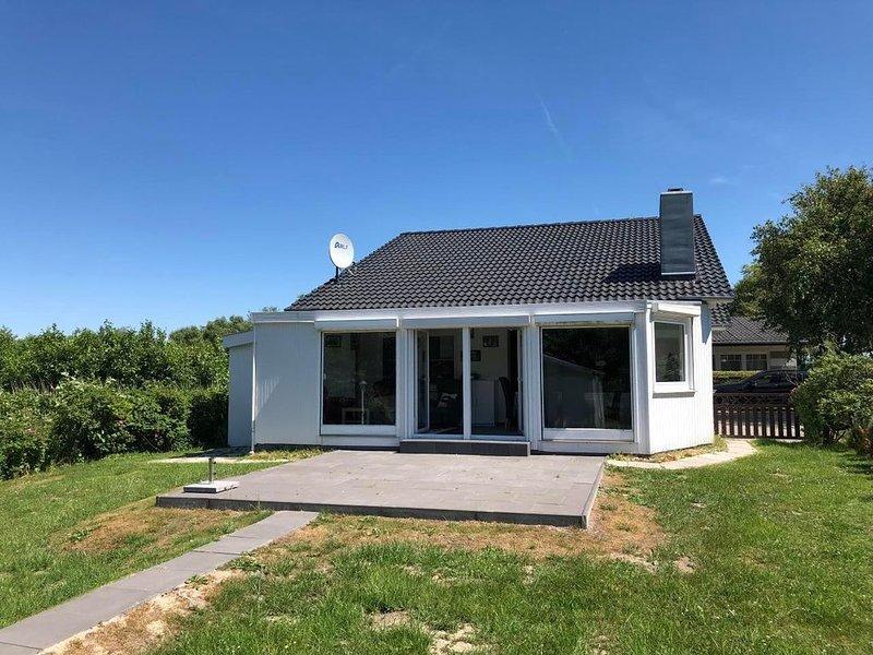 Ferienhaus Eckwarderhörne für 1 - 6 Personen - Ferienhaus, holiday rental in Tossens