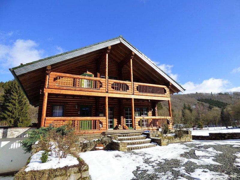 Ferienhaus Hellenthal für 1 - 14 Personen mit 5 Schlafzimmern - Ferienhaus, location de vacances à Hollerath
