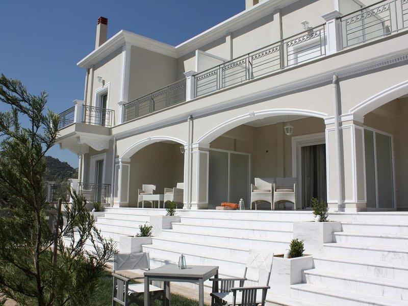 Perfekte Ferien im Ferienhaus nah zum Strand, Wifi | Korinthia, Peloponnes, holiday rental in Isthmia