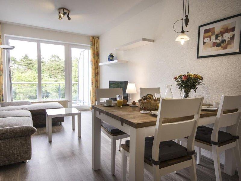 D1.4 - Komfortable, schöne Ferienwohnung, strandnah für bis zu 7 Personen – semesterbostad i Cuxhaven
