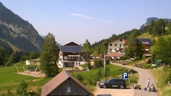 Ferienwohnung Sörenberg für 1 - 6 Personen - Bauernhaus, location de vacances à Giessbach