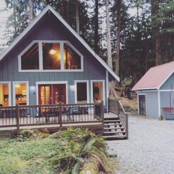 Ferienhaus Deming für 2 - 6 Personen mit 2 Schlafzimmern - Ferienhaus, casa vacanza a Deming