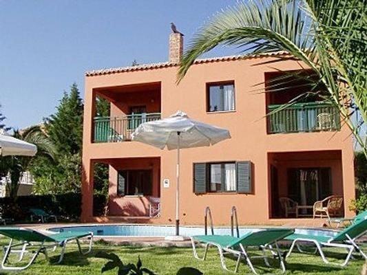 Ferienhaus Agios Myronas für 6 - 8 Personen mit 4 Schlafzimmern - Ferienhaus, casa vacanza a Pendamodi