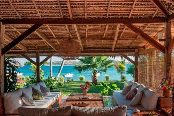 Ferienhaus Nosy Be für 1 - 6 Personen mit 3 Schlafzimmern - Ferienhaus, holiday rental in Andilana