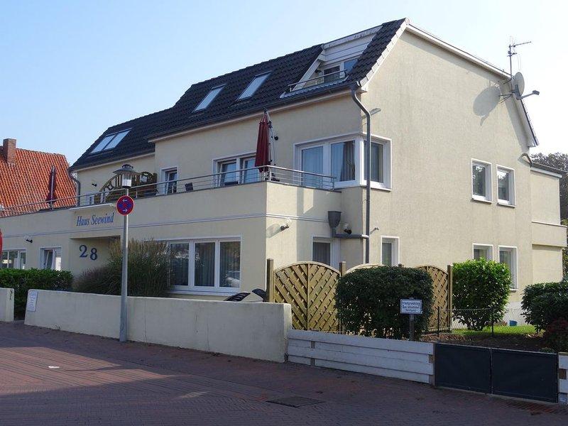 Haus Seewind Fewo 6 in Laboe, holiday rental in Laboe