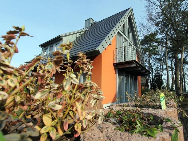 Traumhafte Ferienwohnung mit Kamin am See in Roebel/Mueritz, location de vacances à Roebel