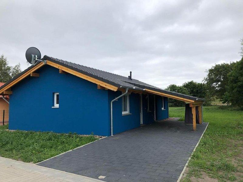 Ferienhaus Eckwarderhörne für 1 - 6 Personen - Ferienhaus, aluguéis de temporada em Sehestedt