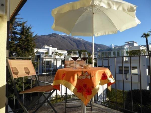 Ferienwohnung Ascona für 2 Personen - Ferienwohnung, location de vacances à Lac Majeur