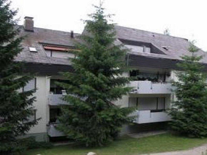 Ferienwohnung in Schluchsee in wunderschöner Lage direkt am Wald, vacation rental in Schluchsee