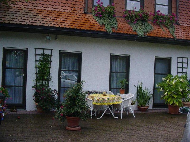 Ferienwohnung Bad Elster für 1 - 4 Personen mit 1 Schlafzimmer - Ferienwohnung, location de vacances à Hranice