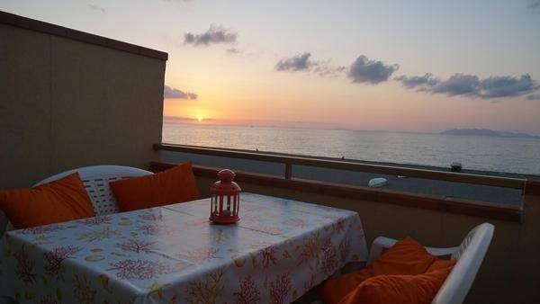 Ferienwohnung Terme Vigliatore für 1 - 5 Personen - Ferienwohnung, vacation rental in Tonnarella