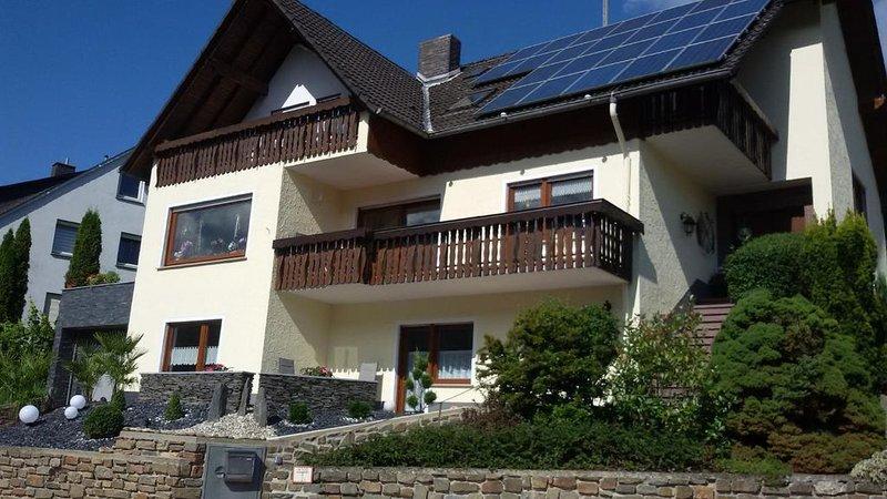 Ferienwohnung Oberdiebach für 1 - 3 Personen mit 1 Schlafzimmer - Ferienwohnung, vacation rental in Ruedesheim am Rhein