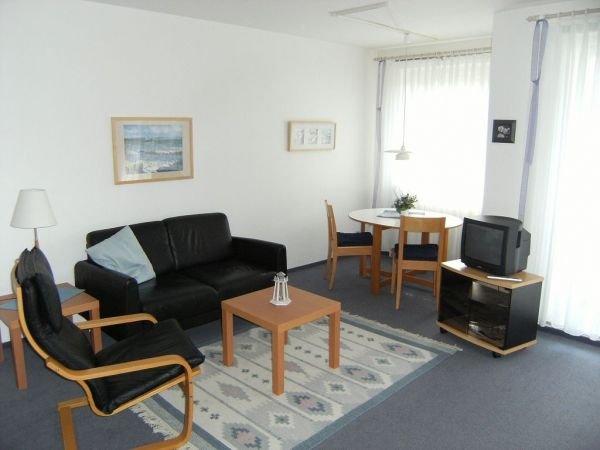 Haus Oasis Wohnung 14, Balkon, Nichtraucher, casa vacanza a Duhnen