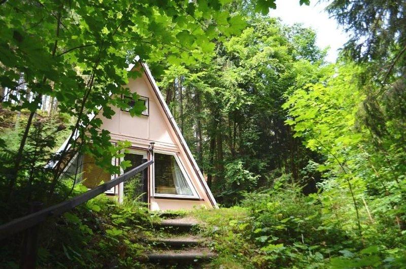 Ferienhaus Eibenstock für 1 - 6 Personen - Ferienhaus, vacation rental in Eibenstock