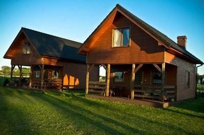 Ferienhaus Karsibór für 1 - 8 Personen mit 3 Schlafzimmern - Ferienhaus, casa vacanza a Wiselka