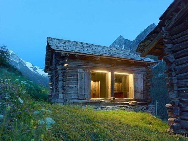 Ferienhaus La Forclaz VS für 2 - 4 Personen mit 1 Schlafzimmer - Ferienhaus, holiday rental in La Sage
