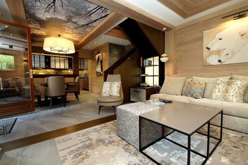 Chalet- 5 chambres - 120 m² - 10/11 personnes, holiday rental in Saint-Christophe-en-Oisans
