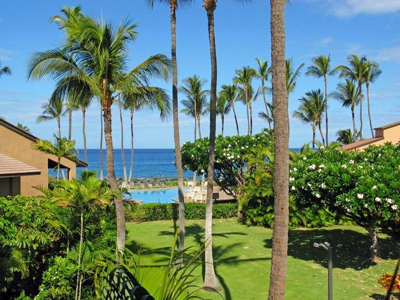 Beachfront Section Immaculate Wailea Ekahi 1 Bd/2Ba Paradise Condominium 8E, aluguéis de temporada em Wailea