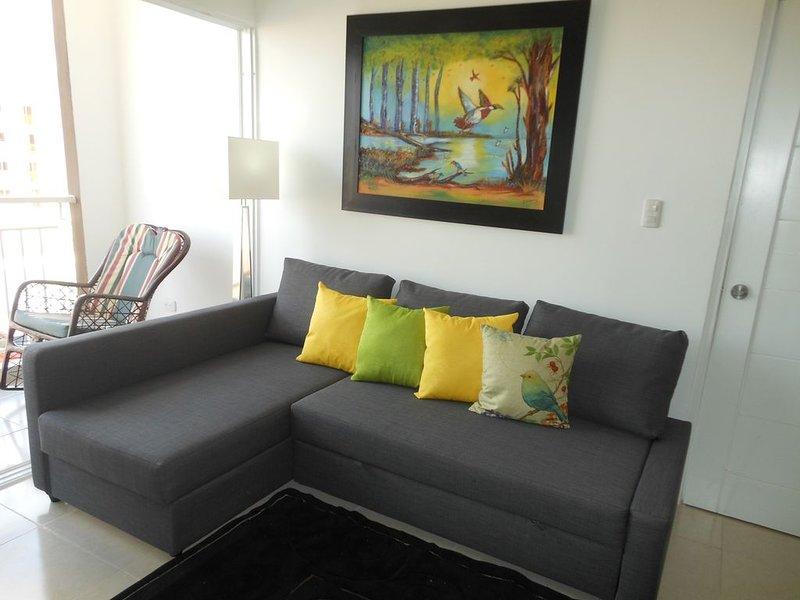 Beautiful and Comfortable 3 bedroom Apartment, holiday rental in Santo Domingo Este