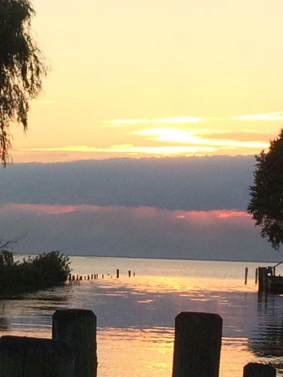 Una hermosa puesta de sol final ... son como copos de nieve, no hay dos iguales. ¡Vamos a ver!