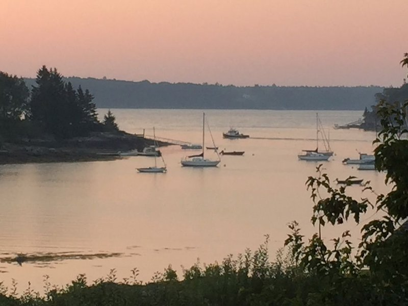 Spend the Coming Summer in a Private Home in Round Pond, Maine, alquiler de vacaciones en Damariscotta