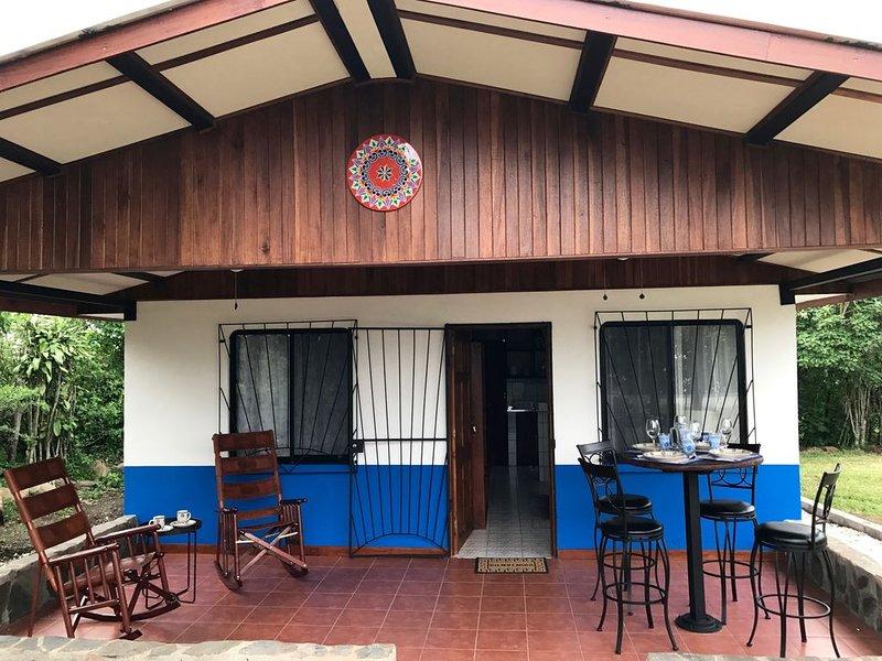 Costa Rican Monteverde Country Living – semesterbostad i Manzanillo